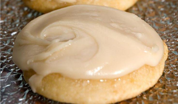 Avec un petit glaçage au sucre à la crème maison, c'est juste trop bon!