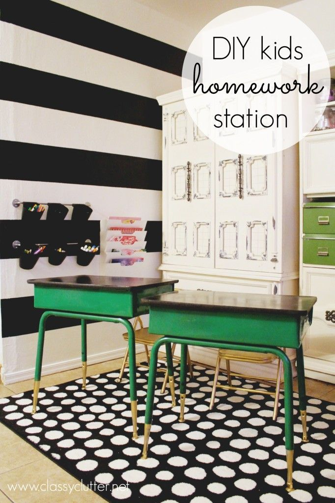 Super cute DIY Home Decor Ideas at the36thavenue.com Love them! #diy #home #decor.