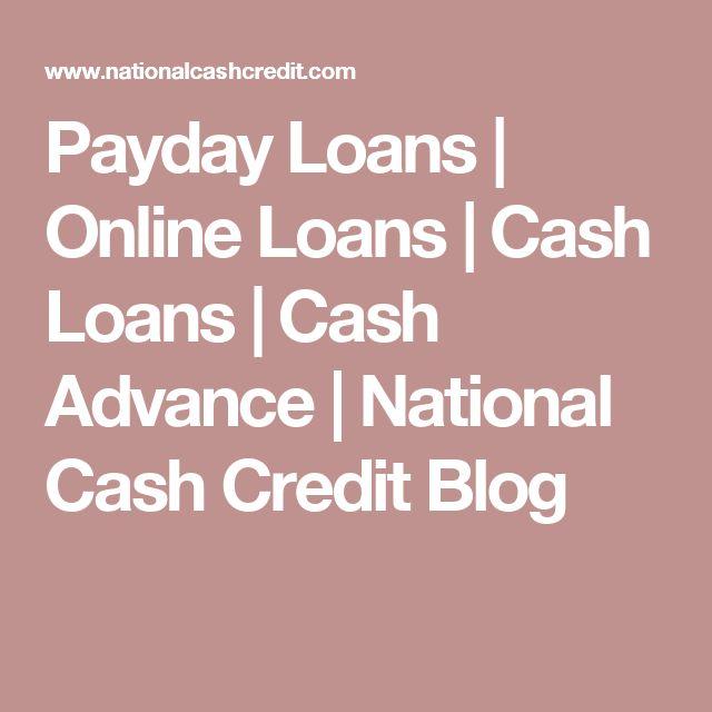 Payday Loans   Online Loans   Cash Loans   Cash Advance   National Cash Credit Blog