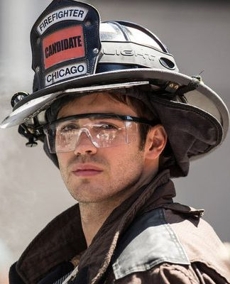 CHICAGO FIRE: Jimmy, geared up. | Shared by LION