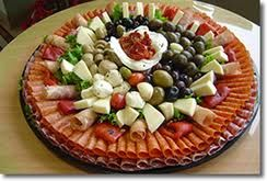 Perfect Party Platter - Antipasta