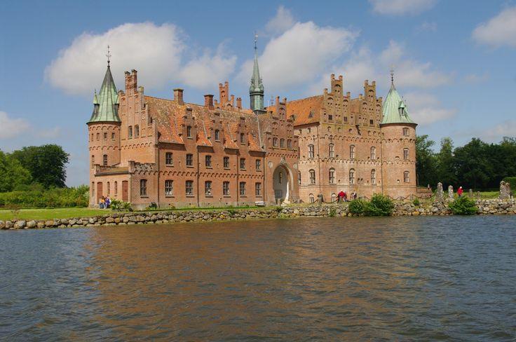 Fotos de: Dinamarca - Castillo de Egeskov