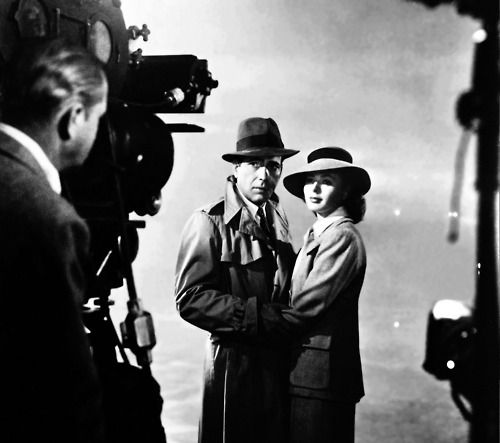 Casablanca - a classic and rightfully so. Extremely entertaining and has aged well. Has one of the greatest scripts ever written, it is astute, observant, and often very funny.