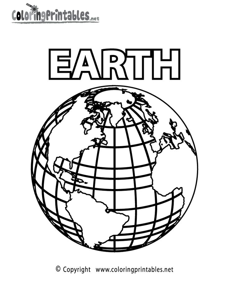 This is an image of Peaceful Earth Science Printable Worksheets