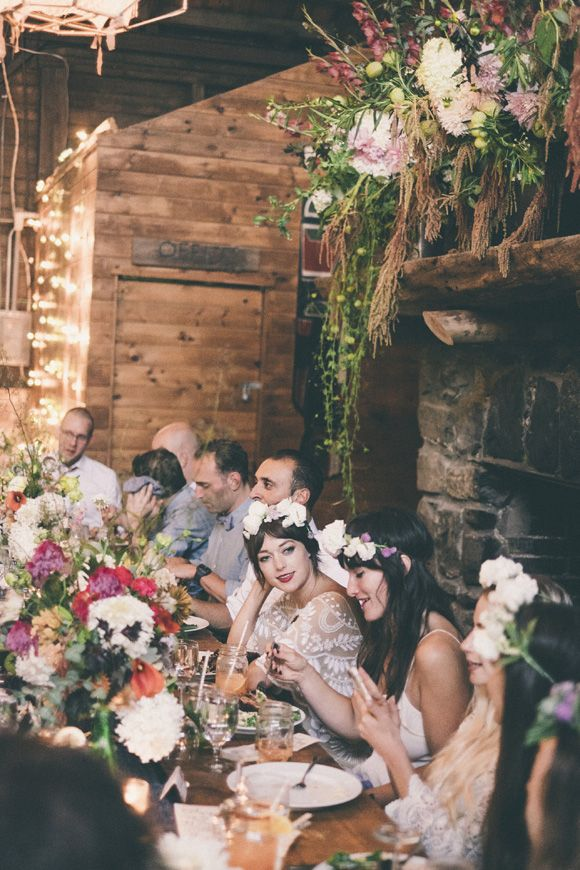 FP Every After: Lizzy and Mike's Summer Camp Wedding | Free People Blog #freepeople                                                                                                                                                                                 More