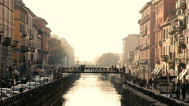 Milan Dreaming by Francesco Paciocco