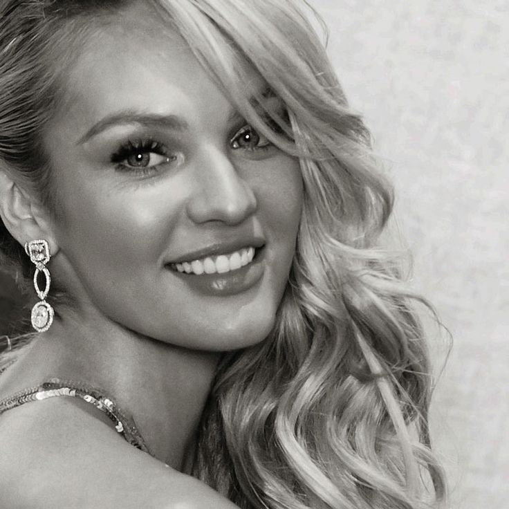 candice swanepoel celebrity faces - photo #24