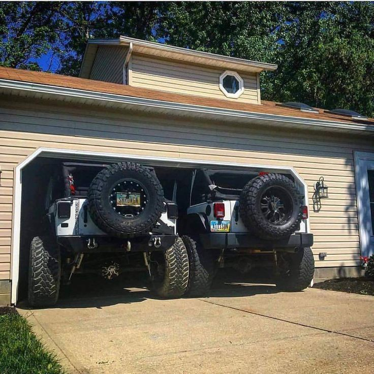 Husband wife goals jeeps pinterest husband wife for Garage jeep bourges