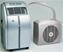 Le climatiseur mobile split (séparé)