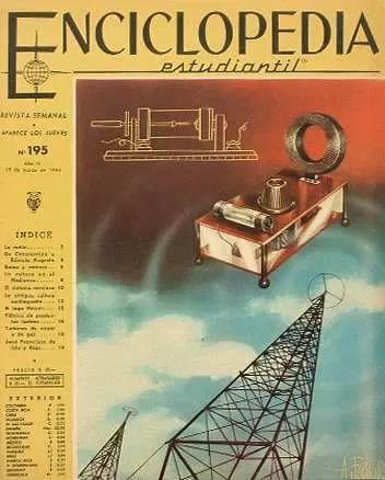 Enciclopedia Estudiantil - Nº 195 - 1964 - Codex - $ 30,00