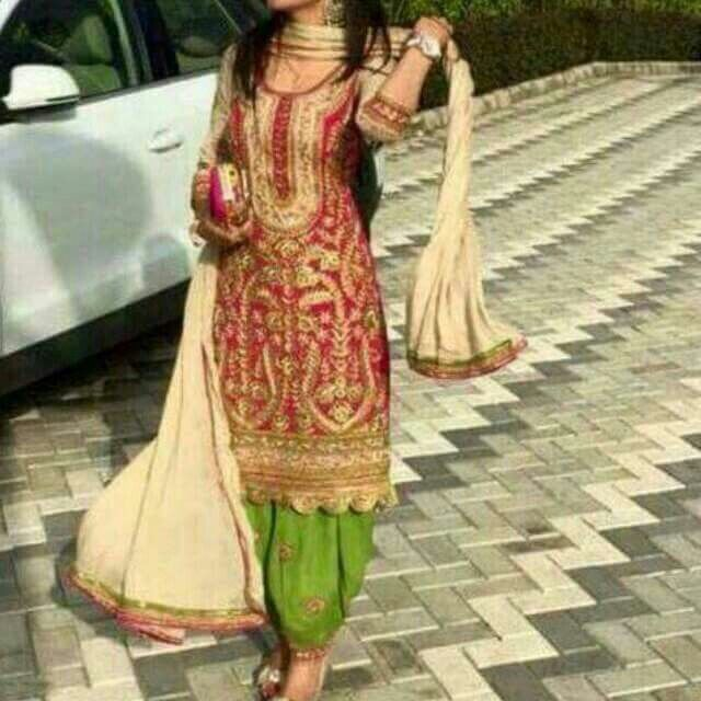 1000 Images About Punjabi Suits On Pinterest