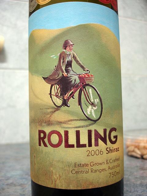 Rolling, 2006, Shiraz, Australia, by craigjam, via Flickr PD
