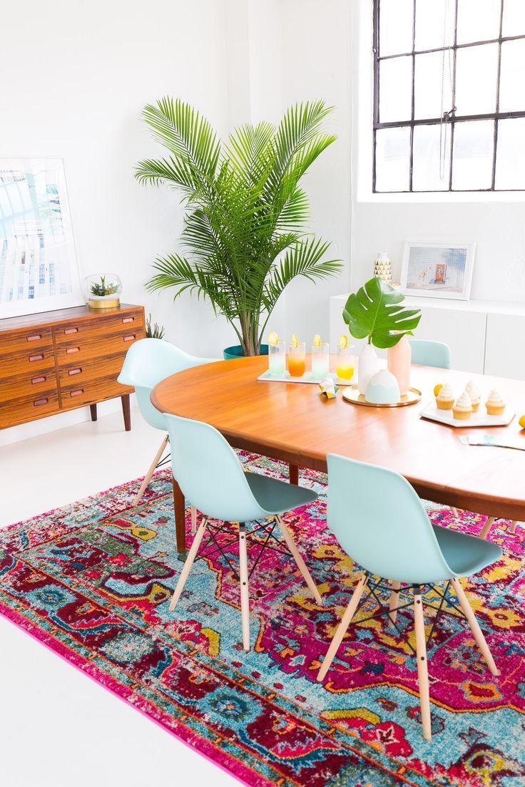 Viele ordentliche, farbenfrohe Ideen für jedes Zimmer im Haus! Dekorasyon Fikirleri