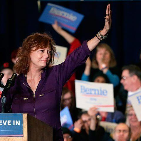 Susan Sarandon: Donald Trump Might Be Better Than Hillary Clinton - Breitbart