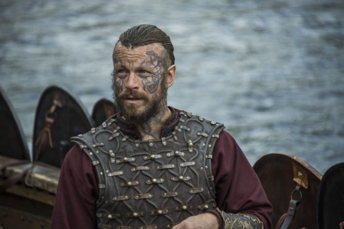 History Channel Vikings Season 4 Episode 6 What Might Have Been King Harald Finehair Peter Frazen