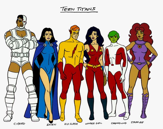 DC Comics of the 1980s: 1983 - Teen Titans Animated TV series