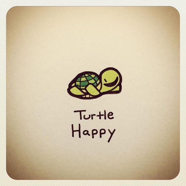 Turtle Happy