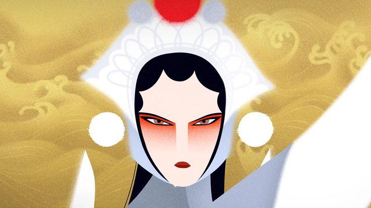 Dans les coulisses d'un opéra traditionnel chinois, une troupe s'affaire pour donner vie à l'histoire qui va se dérouler sur…