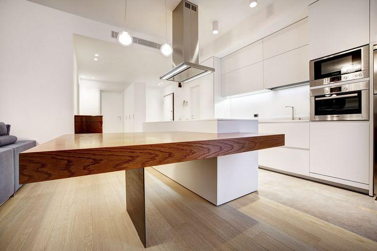 Pi di 25 fantastiche idee su tavolo per cucina ad isola for Progetta i piani domestici delle tradizioni