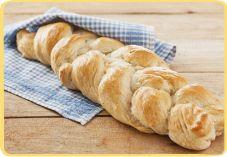 Recept voor Vlechtbrood