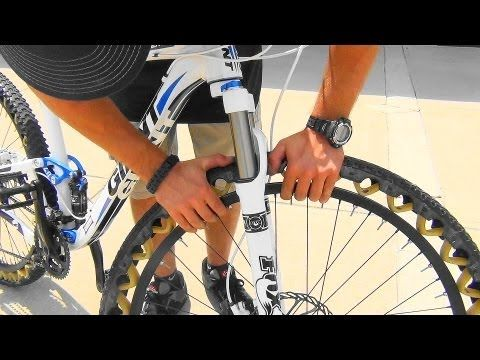 ERW - Airless Bicycle Tires - YouTube
