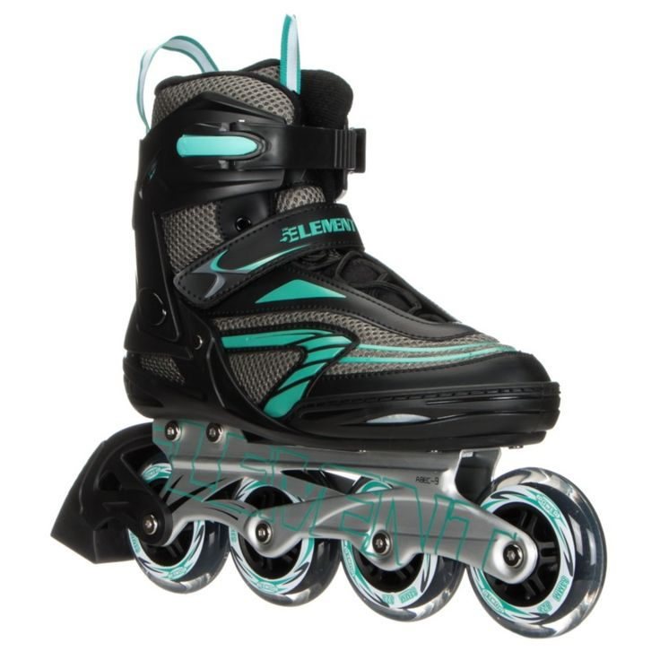 Get increased bang for your buck, the 5th Element Stella Inline Skates are a slick looking, stylish and well-constructed...-JswRz7TQ