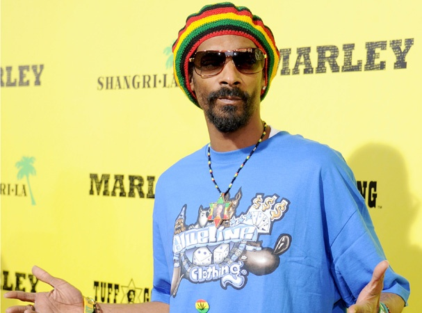"No Longer Named Snoop Dogg His Name Is ""Snoop Lion""...His New Album REINCARNATED Is Expected To Come Out Soon"