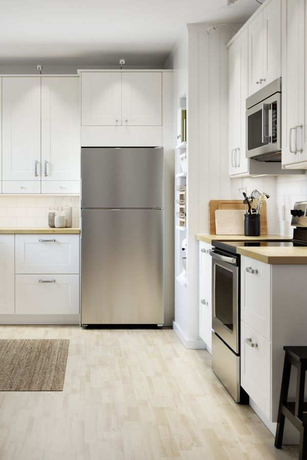 No Matter What Style You Choose, IKEA SEKTION Kitchens Offer You Modern  Functions And Smart