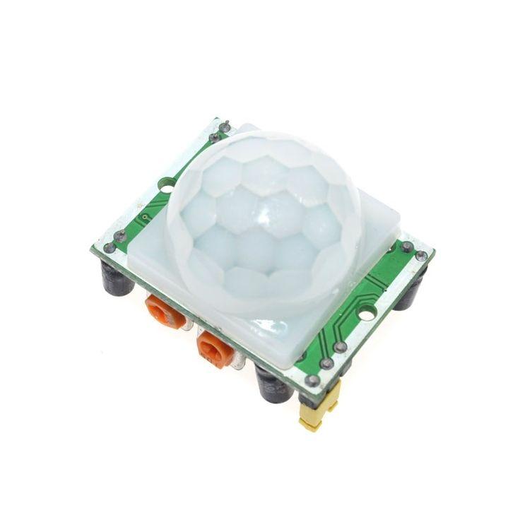 Gratis pengiriman hc-sr501 sesuaikan inframerah ir piroelektrik inframerah pir motion sensor detector modul kami adalah produsen