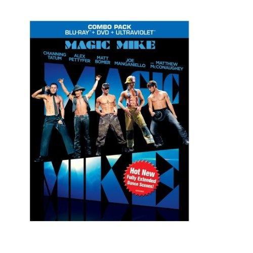 Magic Mike (Blu-ray+DVD+UltraViolet Digital Copy Combo Pack) (2012): Disclosure affiliate link$22.99