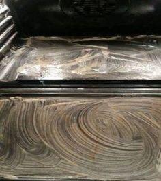 massza sütő tisztitása