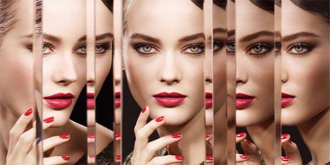 Smalti e rossetti dal carattere forte e deciso, cipria invisibile e fondotinta che dona pelle vellutata e perfetta. Ecco la nuova Nuit Infinie di Chanel.http://www.sfilate.it/212268/chanel-collezione-make-natalizia-nuit-infinie