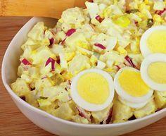 Salata bavareza - Retete culinare - Romanesti si din Bucataria internationala