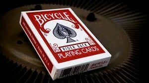 Bicycle deck