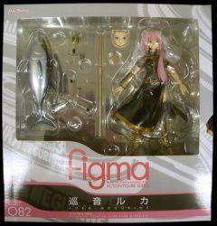 マックスファクトリー figma ボーカロイド/キャラクターボーカルシリーズ 082 巡音ルカ/Megurine Luka