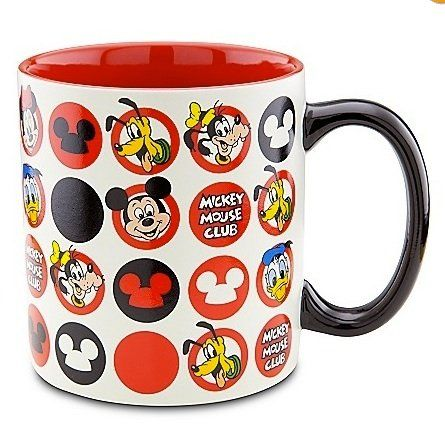 Mickey Mouse Club Mug