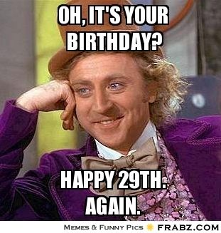 birthday meme | New Generators, Memes & Trends