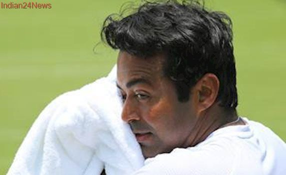 Record Davis Cup appearance could be Leander Paes' last