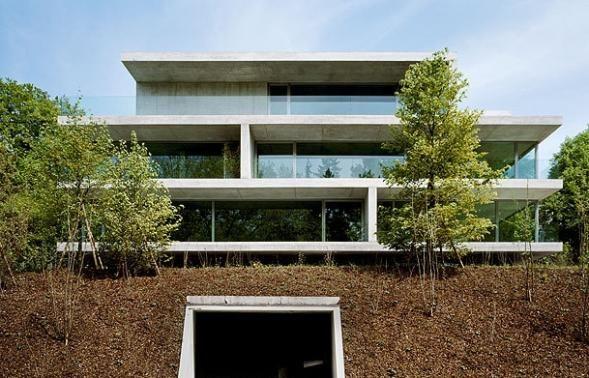 Galerie k příspěvku: Bytový dům Forsterstrasse   Architektura a design   ADG