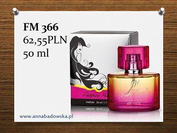 FM 366 Orientalne z nutą korzenną