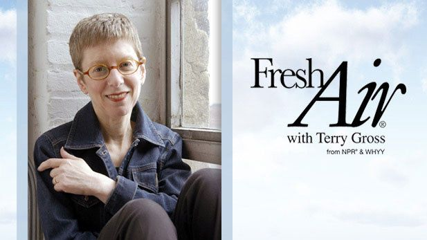 NPR's Fresh Air, because even the most self-serious writers are no match for Terry Gross' charms. | 13 Podcasts That Love Books As Much As You Do