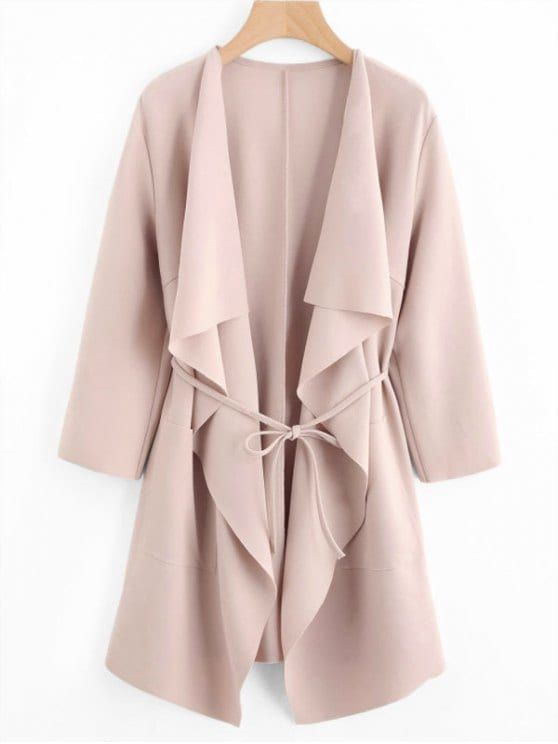the time coats over s drapes retire shoulders look trend draped draping jacket it to fashion