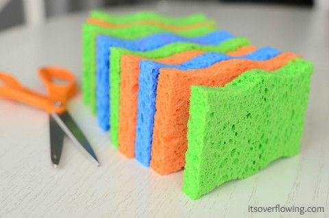 How to Make a Sponge Ball – Summer Water Fun!
