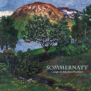 Den Klassiske cd-bloggen: Haarklou: Sanger og romanser