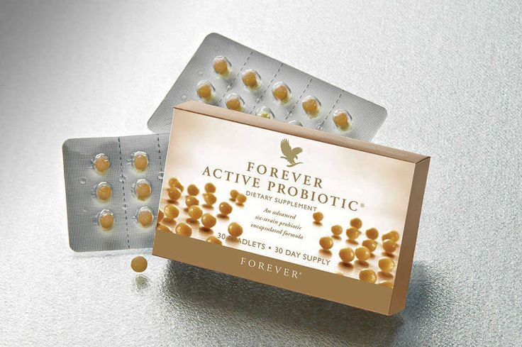 Forever Acitive Probiotic.