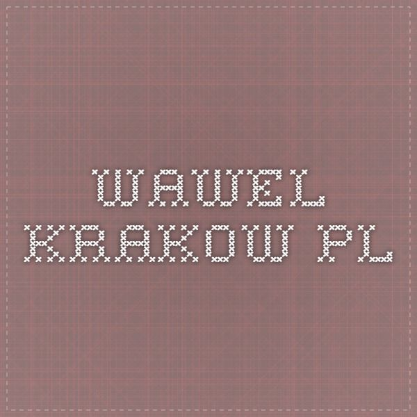 wawel.krakow.pl