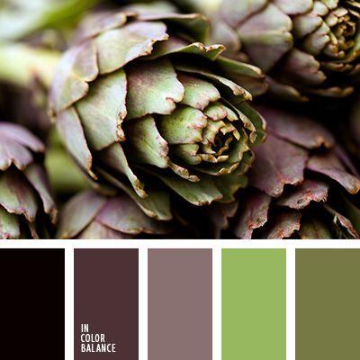 бордовый, коричнево-розовый, оливковый, оттенки коричневого, оттенки коричневого с розовым, оттенки оливкового, подбор цвета, почти-черный, розовый, салатовый, цветовое решение.