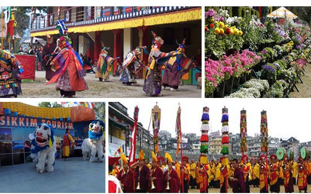 Sikkim Summer Carnival, places to visit in Gangtok #summercarnival #summercarnivalfestival