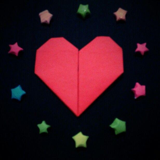 Heart + Lucky Stars