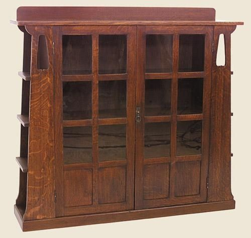 Charles limbert furniture 10 handpicked ideas to for Craftsman style bookcase plans